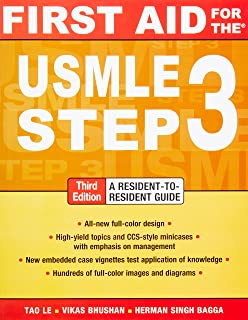 Kaplan medical usmle master the boards step 3 9781427798336 first aid for the usmle step 3 third edition fandeluxe Gallery
