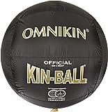 Omnikin Kin-Ball Sport Ball - 48 inch - Black
