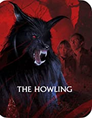The Howling (Steelbook) [Blu-ray]