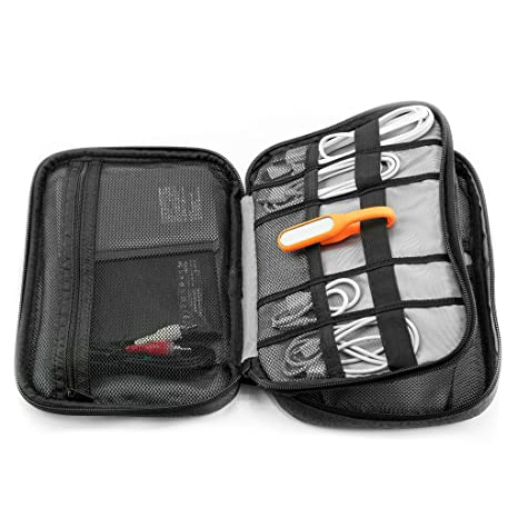 Sunflake - Organizador de Cables para iPad Mini, Tablet ...