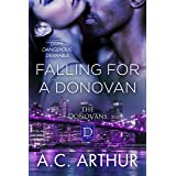Falling For A Donovan (The Donovans Book 14)