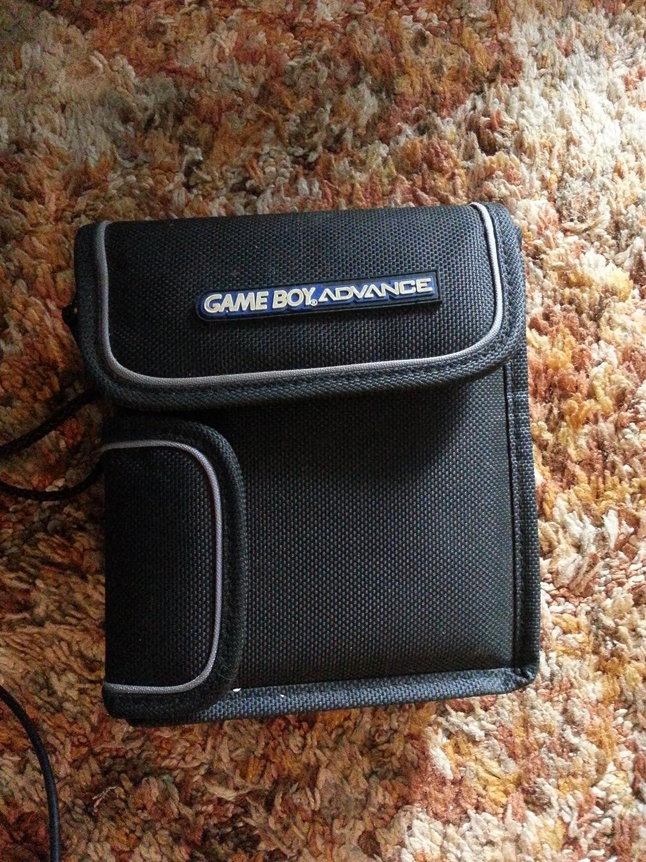 Game Boy Carrying Case: Black Amazon.com