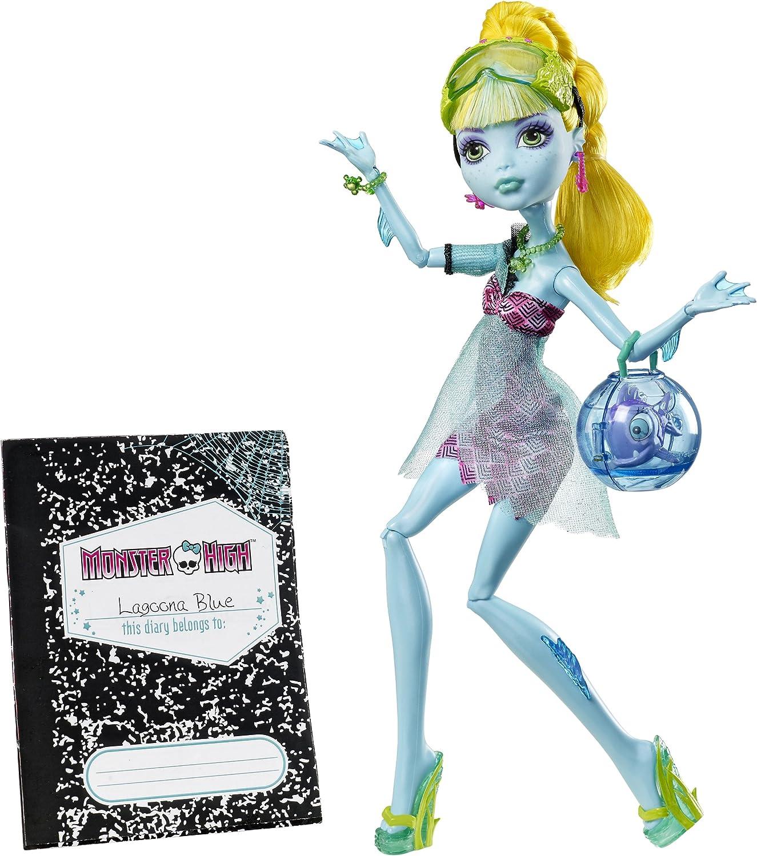 Amazon.es: Monster High - Muñeca, diseño Abbey (Mattel BBR94): Juguetes y juegos