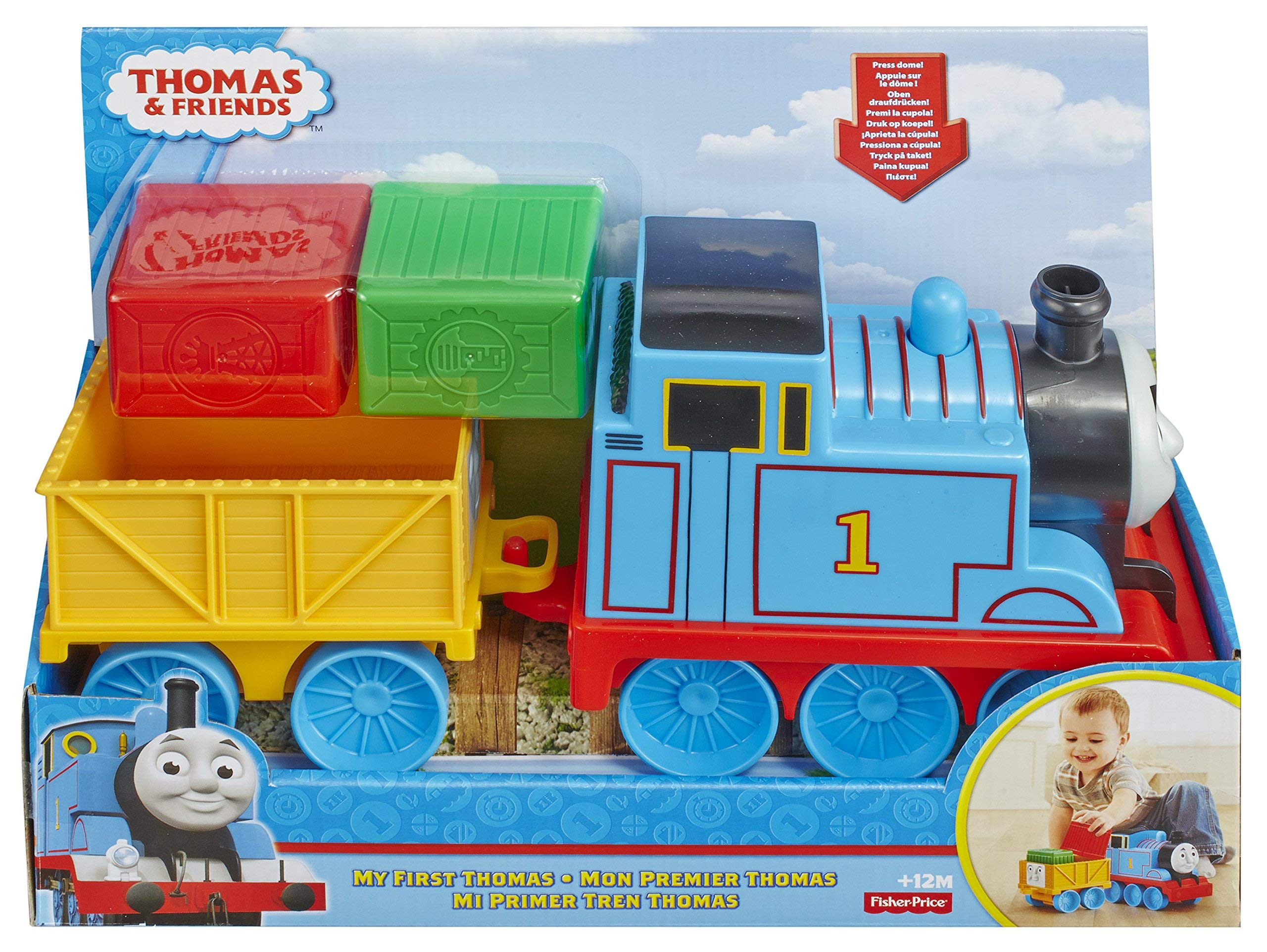 Thomas & Friends Fisher-Price My First, My First Thomas