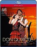 Don Quixote: The Royal Ballet [Blu-ray] [2014] [Region Free]