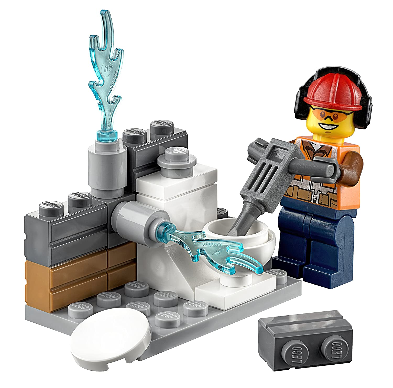 Amazon.com: LEGO City Demolition Starter Set (60072): Toys & Games