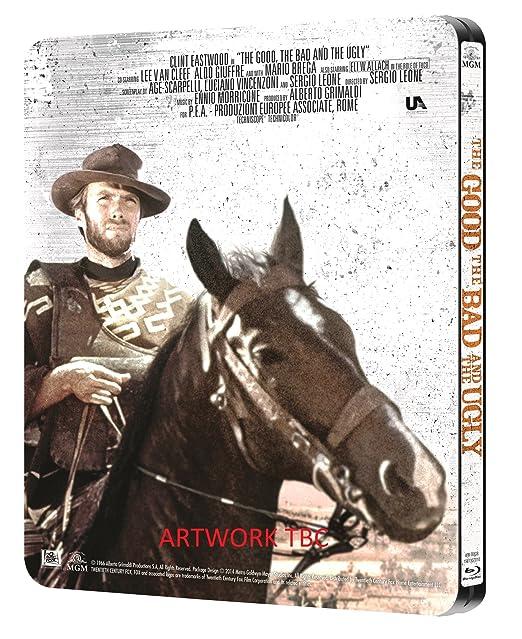 GOOD,THE BAD & THE UGLY LIMIT Reino Unido Blu-ray: Amazon.es: Cine y Series TV