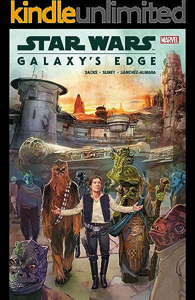 Amazon Com Star Wars Galaxy S Edge Star Wars Galaxy S Edge 2019 Ebook Sacks Ethan Sliney Will Reis Rod Sliney Will Sacks Ethan Kindle Store