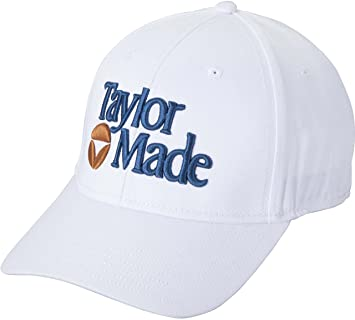 2015 TaylorMade TM 1983 Adjustable Mens Golf Cap White d5ef3a9bd52