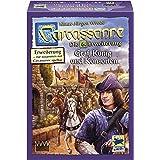Hans im Glück Schmidt Spiele 48266 - Carcassonne, GRAF, König und Konsorten, Erweiterung 6