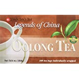 Uncle Lee's Tea Legends of China Oolong Tea, 100 Count