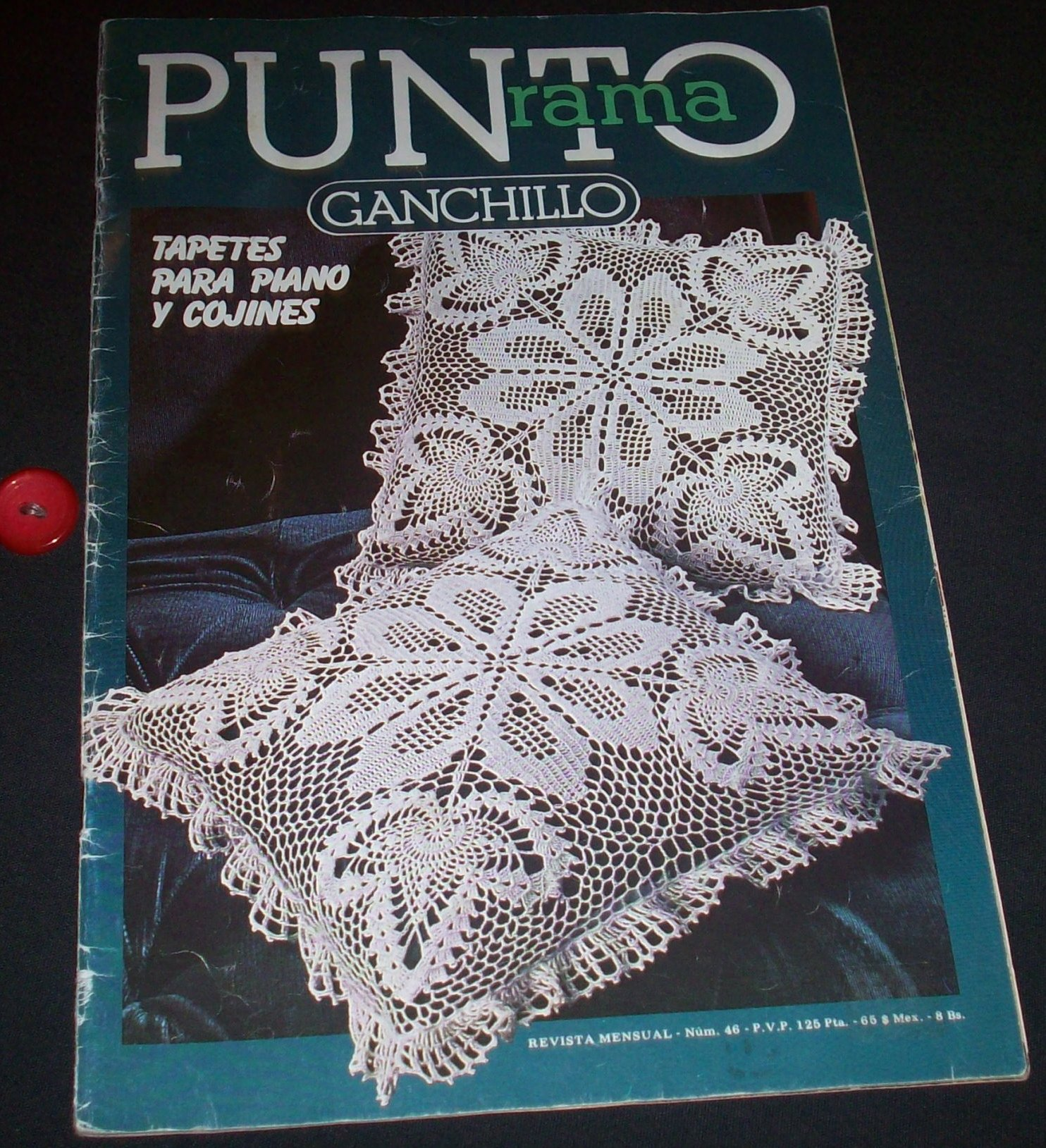 Puntoramo - Number 46 Ganchillo (Crochet): Guy Rousset ...