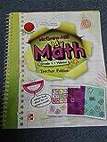 Mcgraw Hill My Math Grade 4 Vol 1 Elementary Math border=