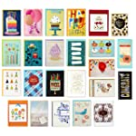 Hallmark Handmade All Occasion Boxed Greeting Card Assortment, Modern Floral —Birthday Cards, Baby Shower Cards, Wedding...