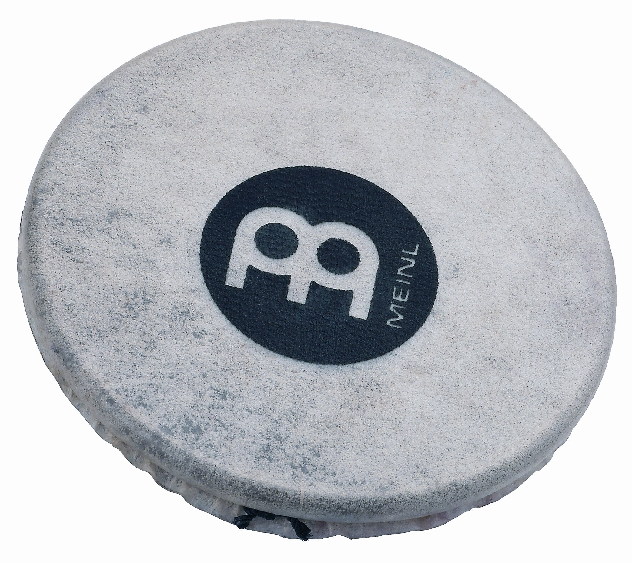 Meinl Percussion SH18 Headed Spark Shaker, Steel with Goat Skin Head by Meinl Percussion