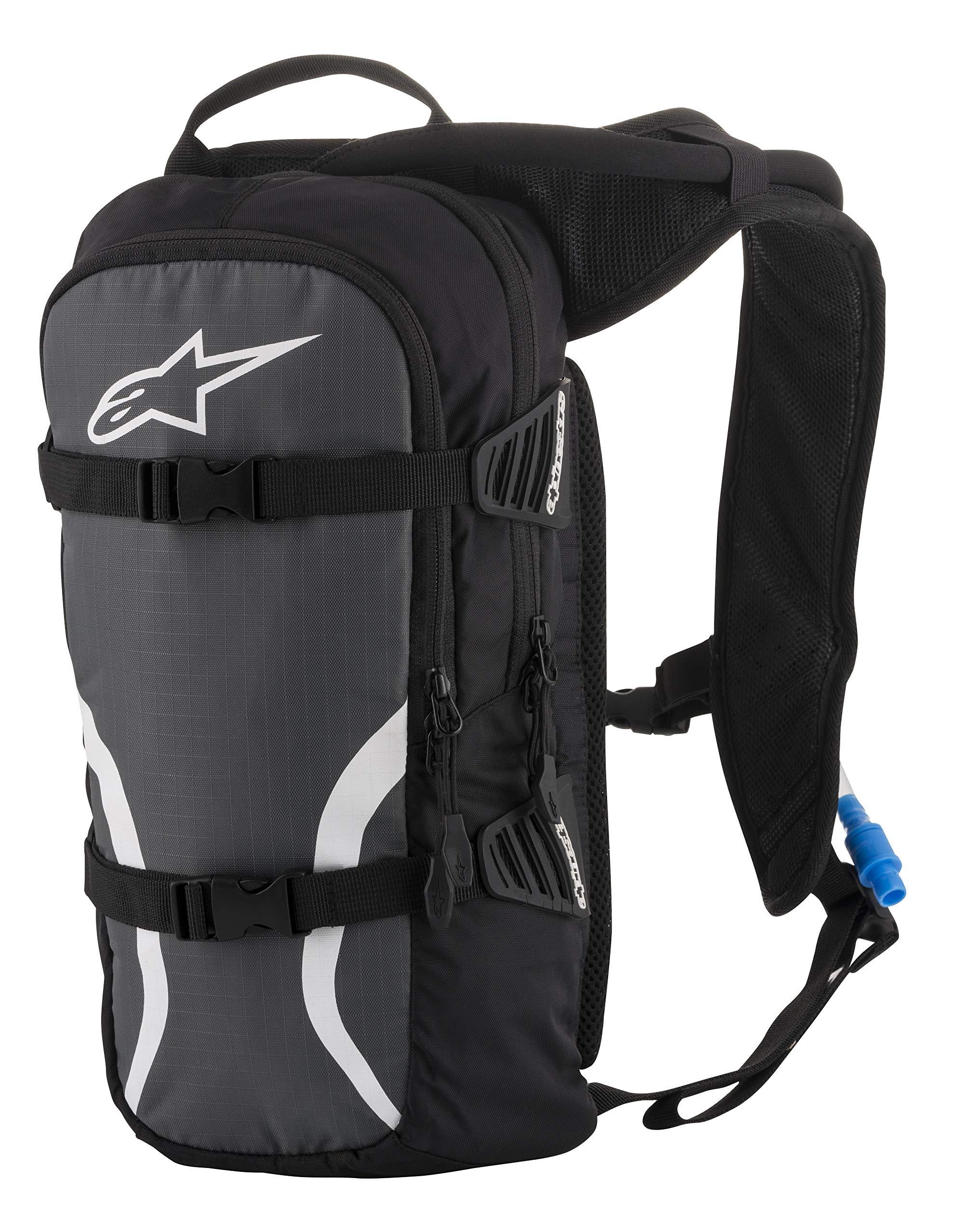 Iguana Hydration Backpack (One Size, Black Anthracite White)