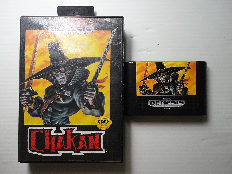 Chakan - Sega Genesis