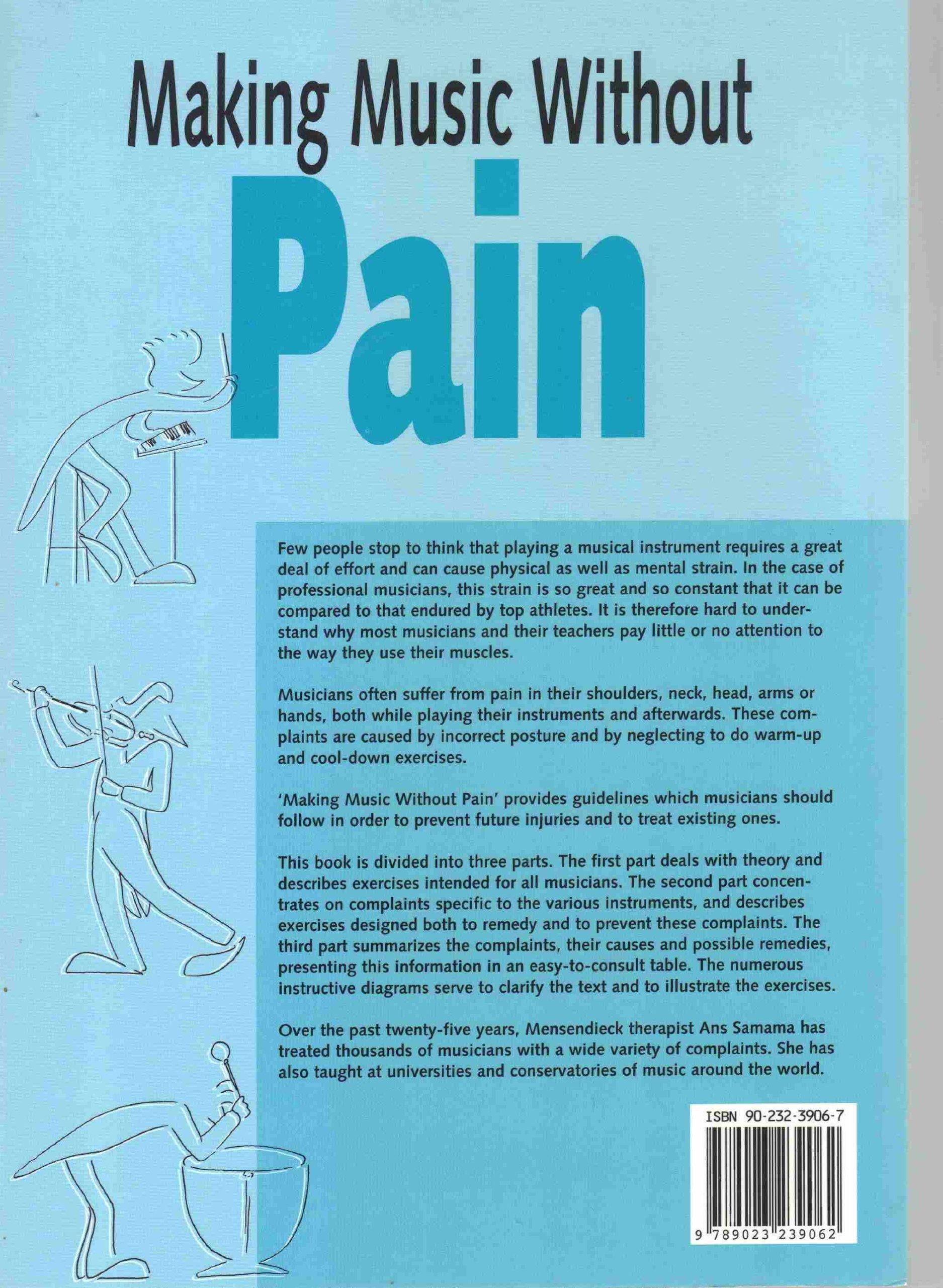 9e64f62e4dd3f Making Music Without Pain  Ans Samama  9789023239062  Amazon.com  Books
