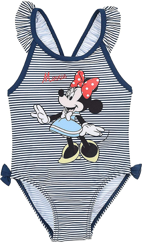 Minnie Costume da Bagno 12-18 24-36 Mesi Disney Estate 2020