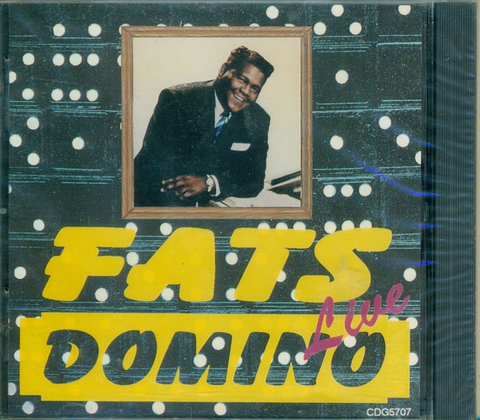 Fats Domino Live by Golden Circle