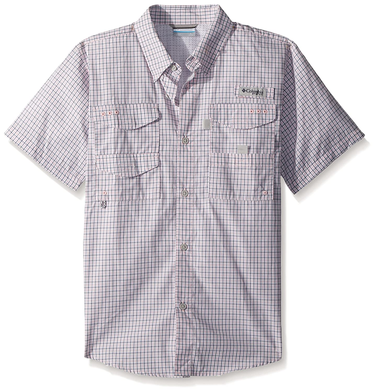 1392f9836e8 Amazon.com : Columbia Boys Super Bonehead Short Sleeve Shirt : Clothing