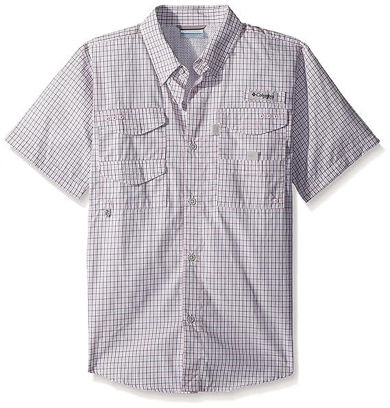609edb98347 Amazon.com : Columbia Boys Super Bonehead Short Sleeve Shirt : Clothing