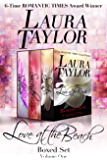 LOVE AT THE BEACH Boxed Set (Volume One - 3 Full-Length Novels)