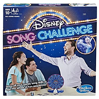 Disney Song Challenge: Hasbro: Toys & Games