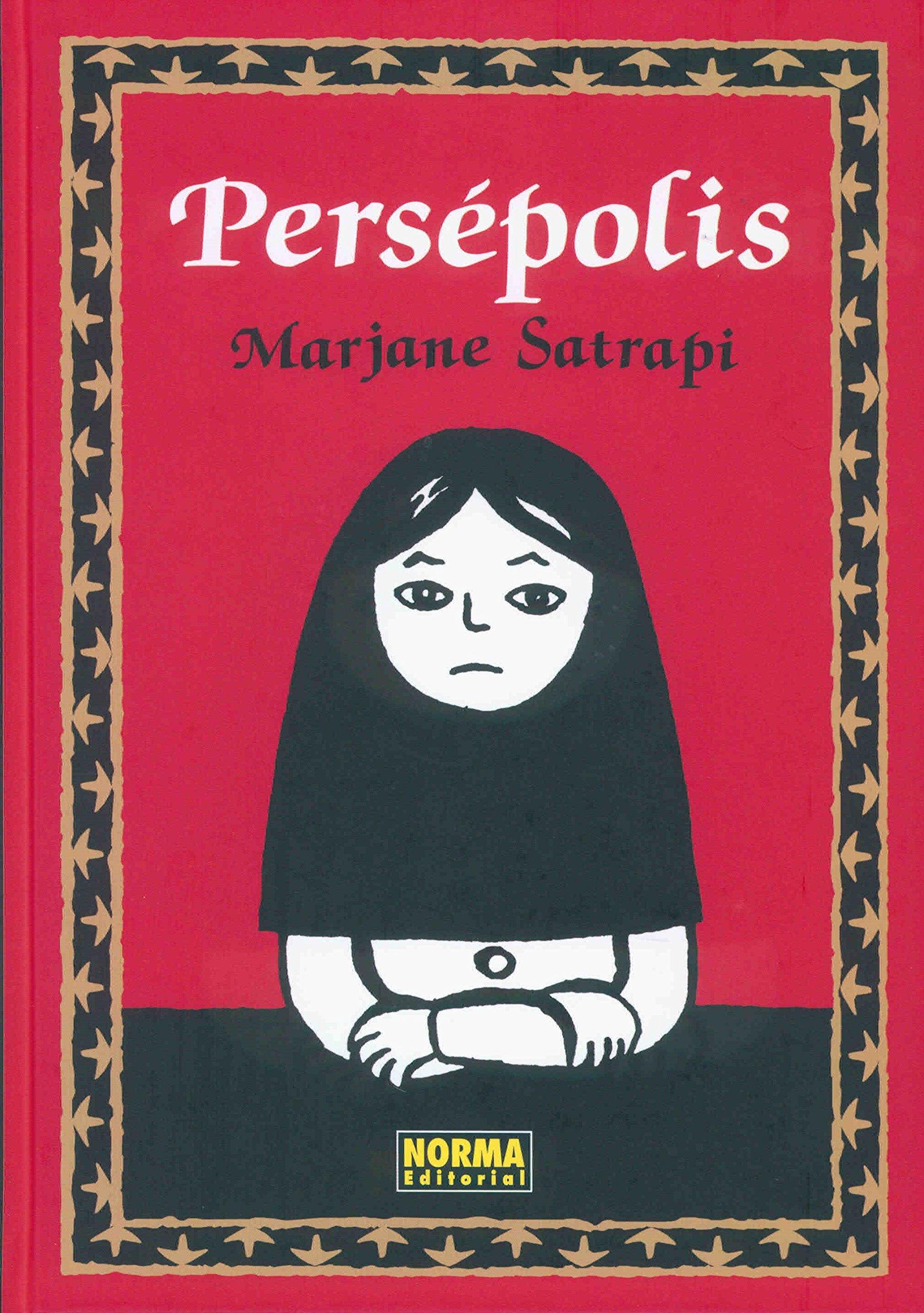 persepolis spanish edition