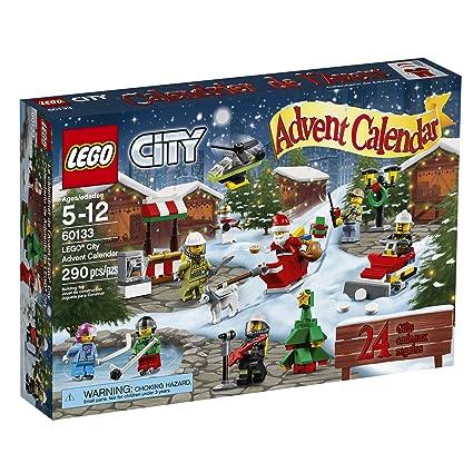 3dcc06058 LEGO City Town 60133 Advent Calendar Building Kit (290-Piece)  Amazon.ca   Toys   Games