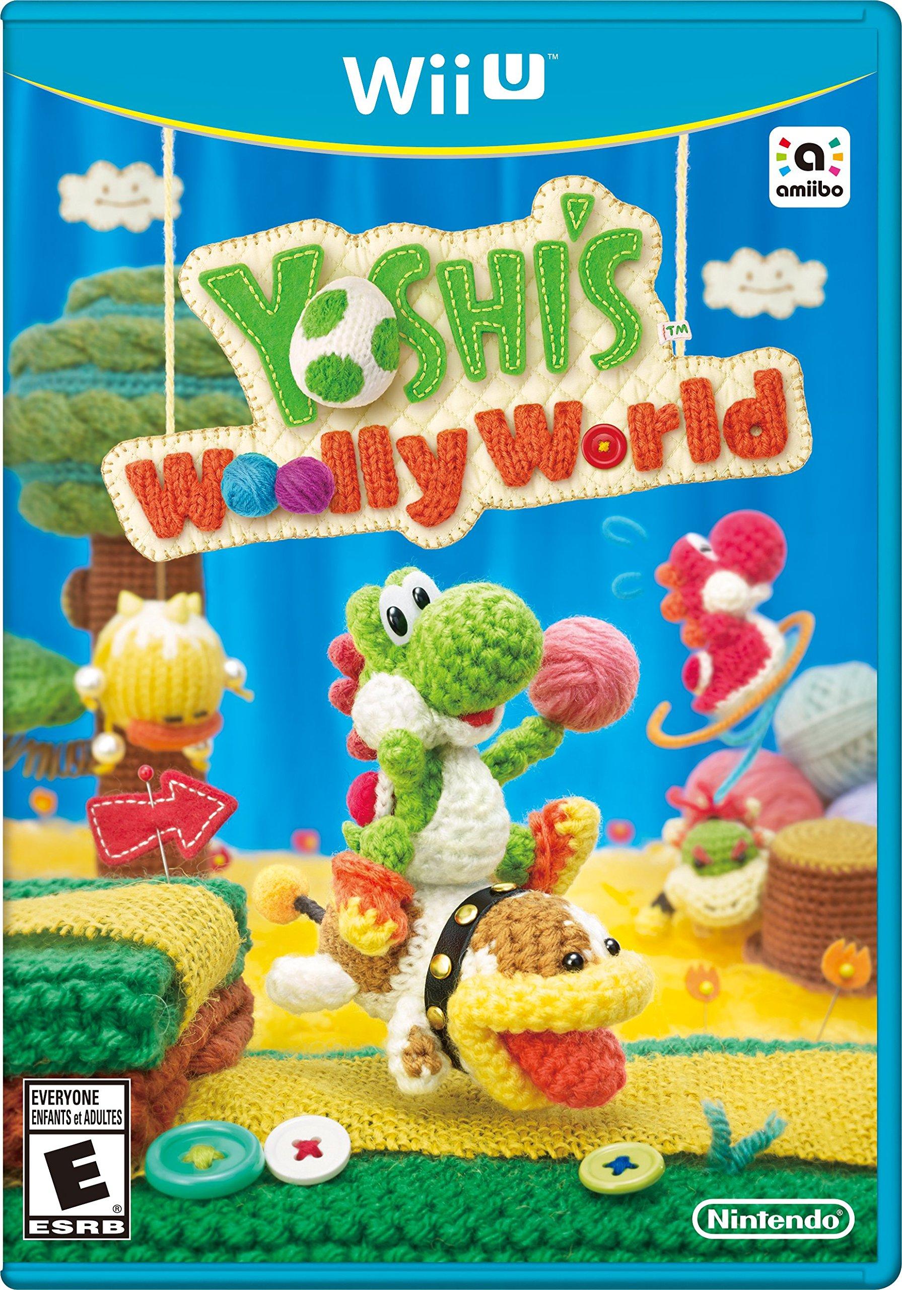 Yoshi's Woolly World - Wii U [Digital Code]