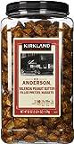 Kirkland Signature H.K Anderson Valencia Peanut Butter Filled Pretzel Nuggets: 52 Oz - Cos9