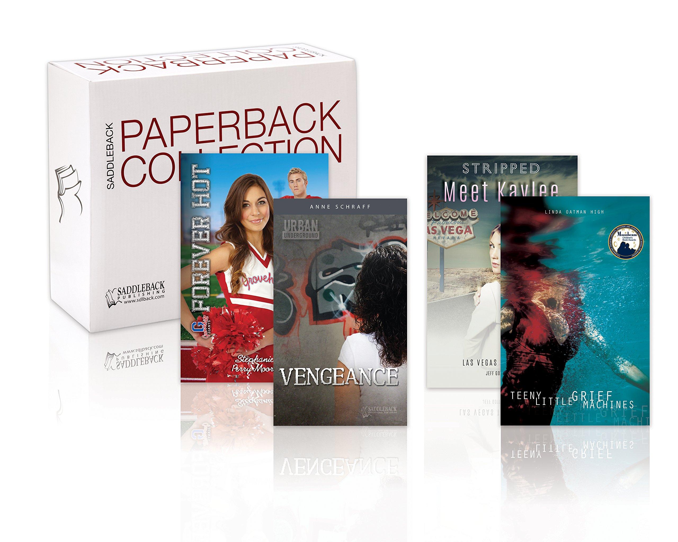 Saddleback Young Adult Moral Focus Set 2 (Range 490L to 790L) Large Box (Leveled Paperback Collections) (Saddleback Paperback Collection) pdf