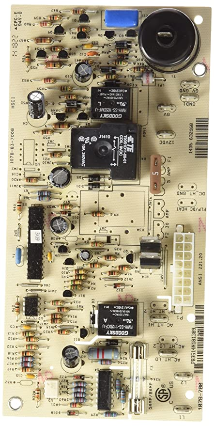 Amazon.com: Norcold 632168001 Refrigerator Power Circuit Board Kit