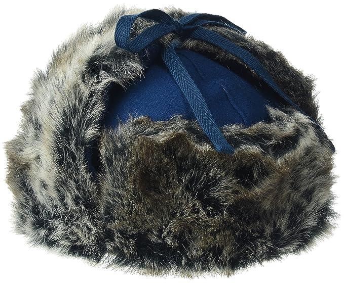 77d85b164a8 Kangol Mens Wool Ushanka Hat Hat  Amazon.ca  Clothing   Accessories