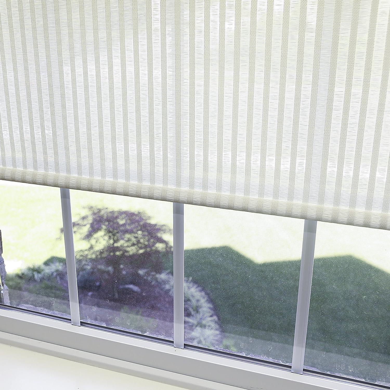 Best Home Fashion Closeout Premium Single Roller Window Shade - Cream - 25