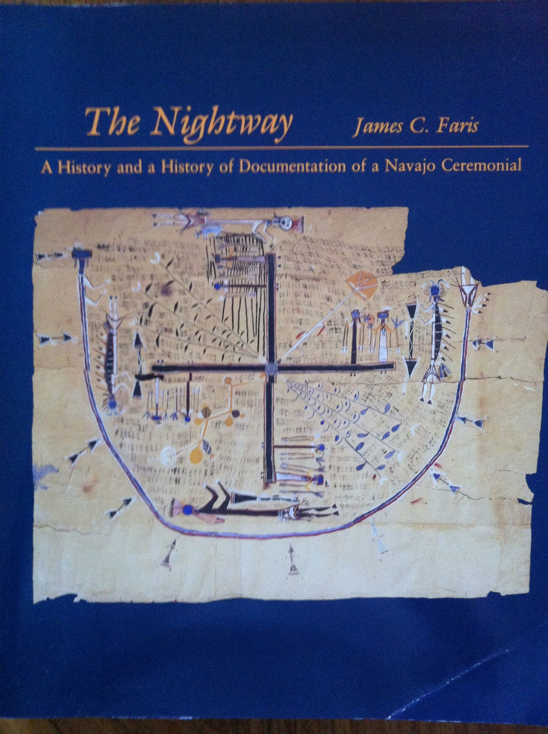 The Nightway: A History and a History of Documentation of a