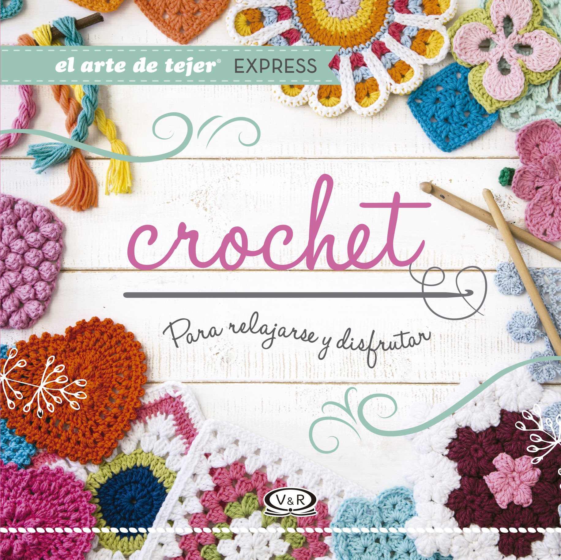 Download CROCHET - PARA RELAJARSE Y DISFRUTAR pdf epub