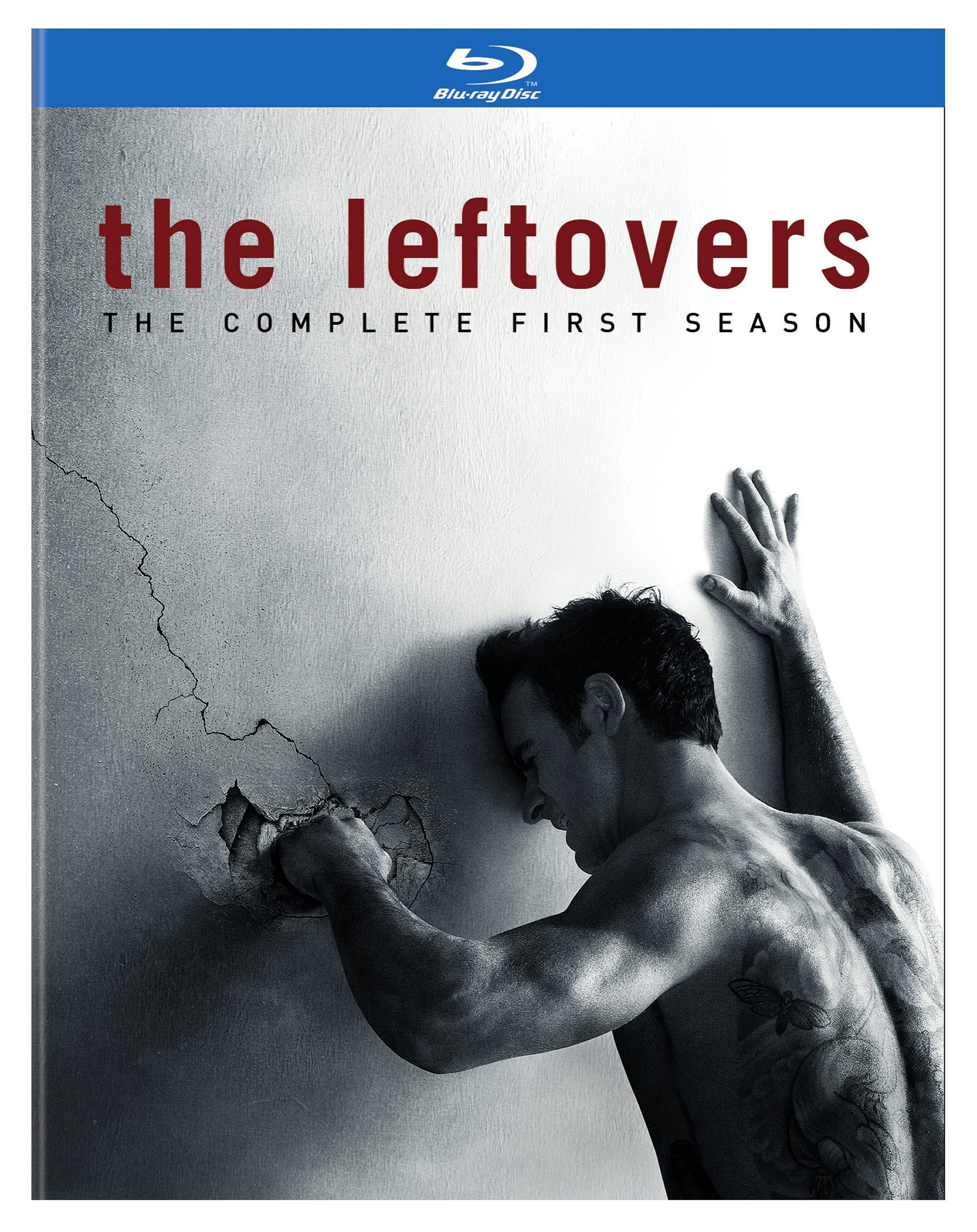 Blu-ray : The Leftovers: The Complete First Season (Ultraviolet Digital Copy, 2 Pack, Dolby, AC-3, Slipsleeve Packaging)