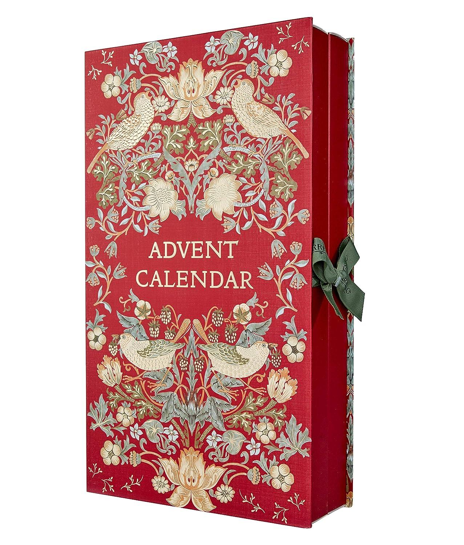 Morris & Co Festive Advent Calendar Healthcote & Ivory Ltd FG6329