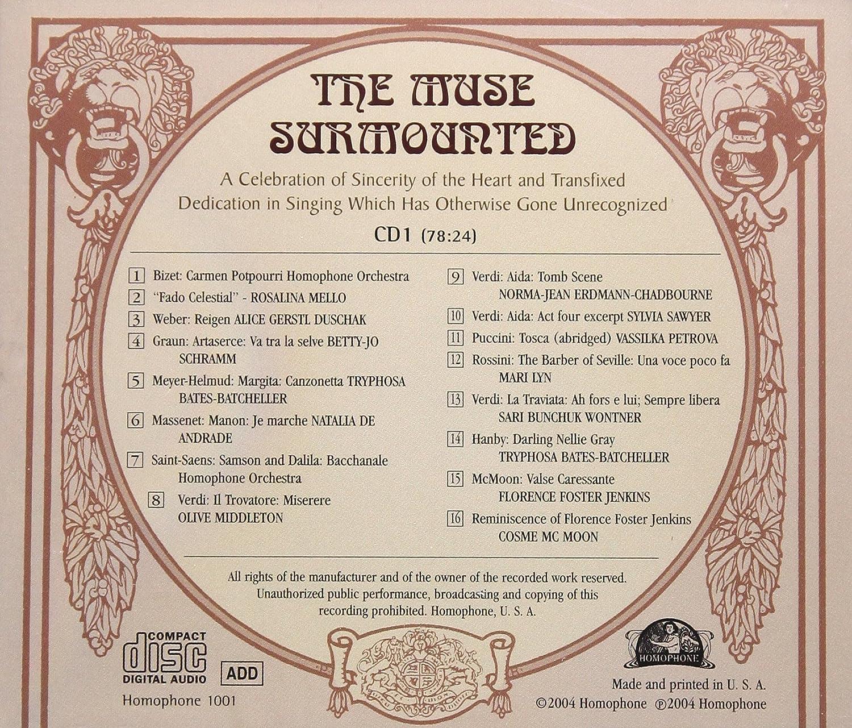- The Muse Surmounted - Amazon.com Music