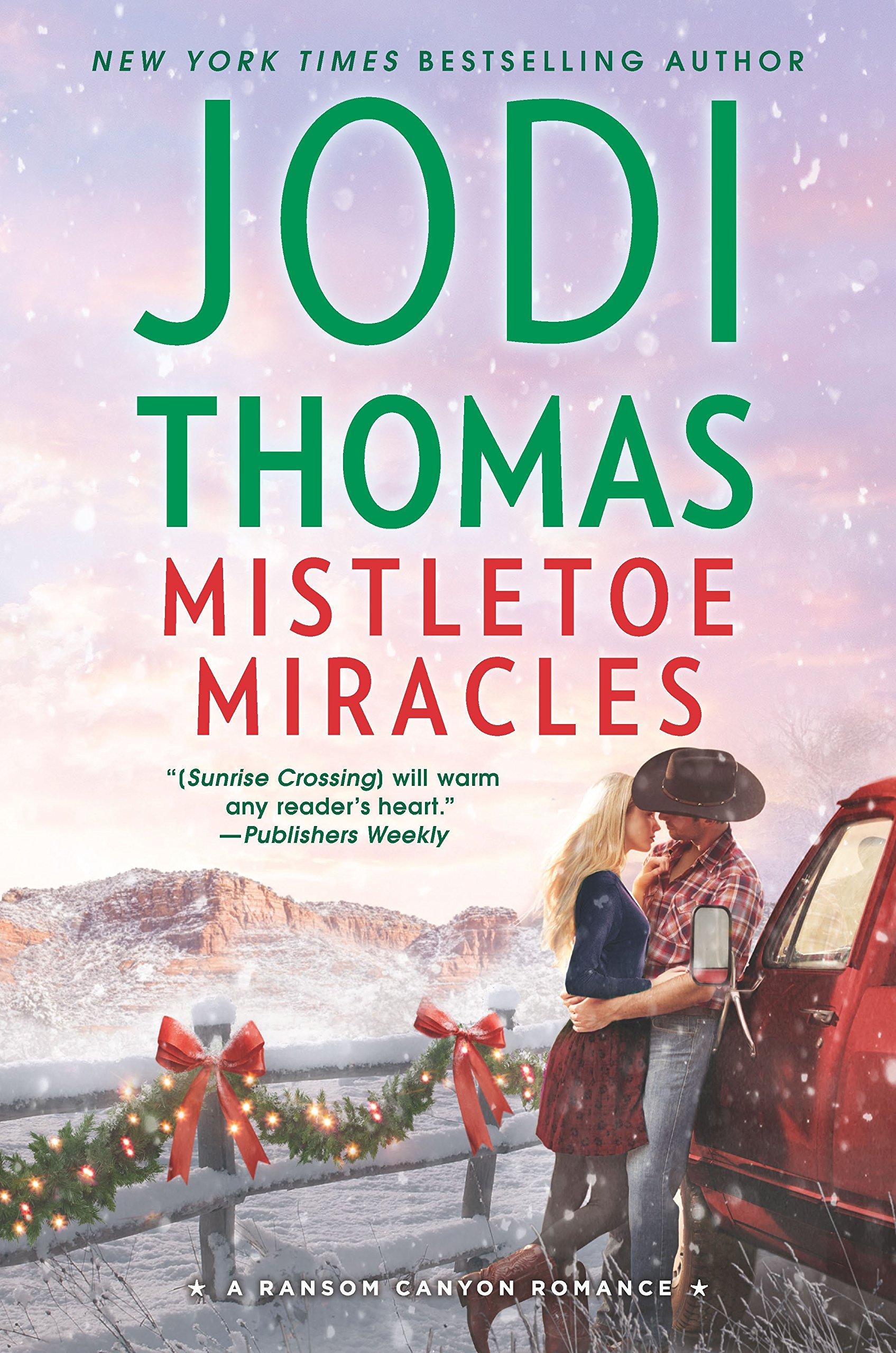 Mistletoe Miracles (Ransom Canyon)