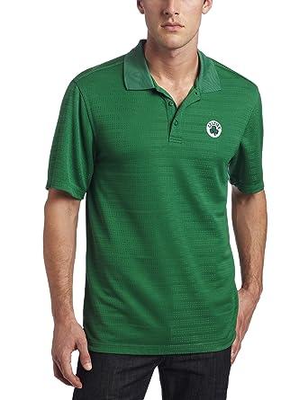 adidas NBA Boston Celtics a Todo Color Logo Clima Polo, Hombre ...