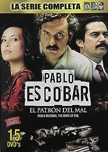 Serie Completa De Pablo Escobar: Patron Del Mal: Amazon