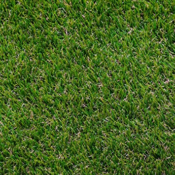 Kunstrasen Rasenteppich Gelb Outdoor Bodenbelag Kunstrasenteppich Fertigrasen