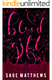Blood Gift: A Vampire School Paranormal Mystery