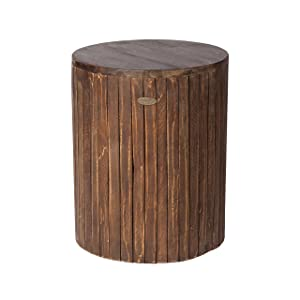 Patio Sense 62421 Michael Round Garden Stool