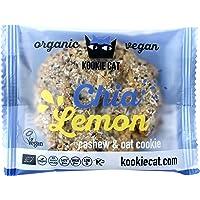 Kookie Cat, Galleta fresca rellena (Chía, Limón) - 12 de 50 gr