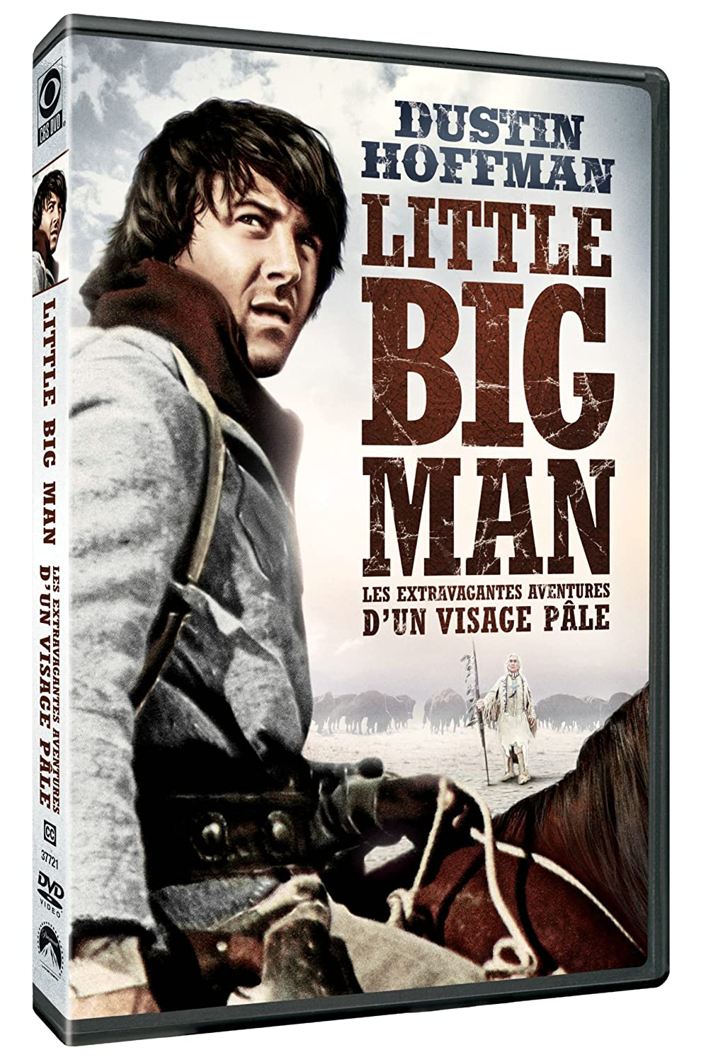 Little Big Man (Widescreen) Dustin Hoffman Faye Dunaway Chief Dan George Martin Balsam