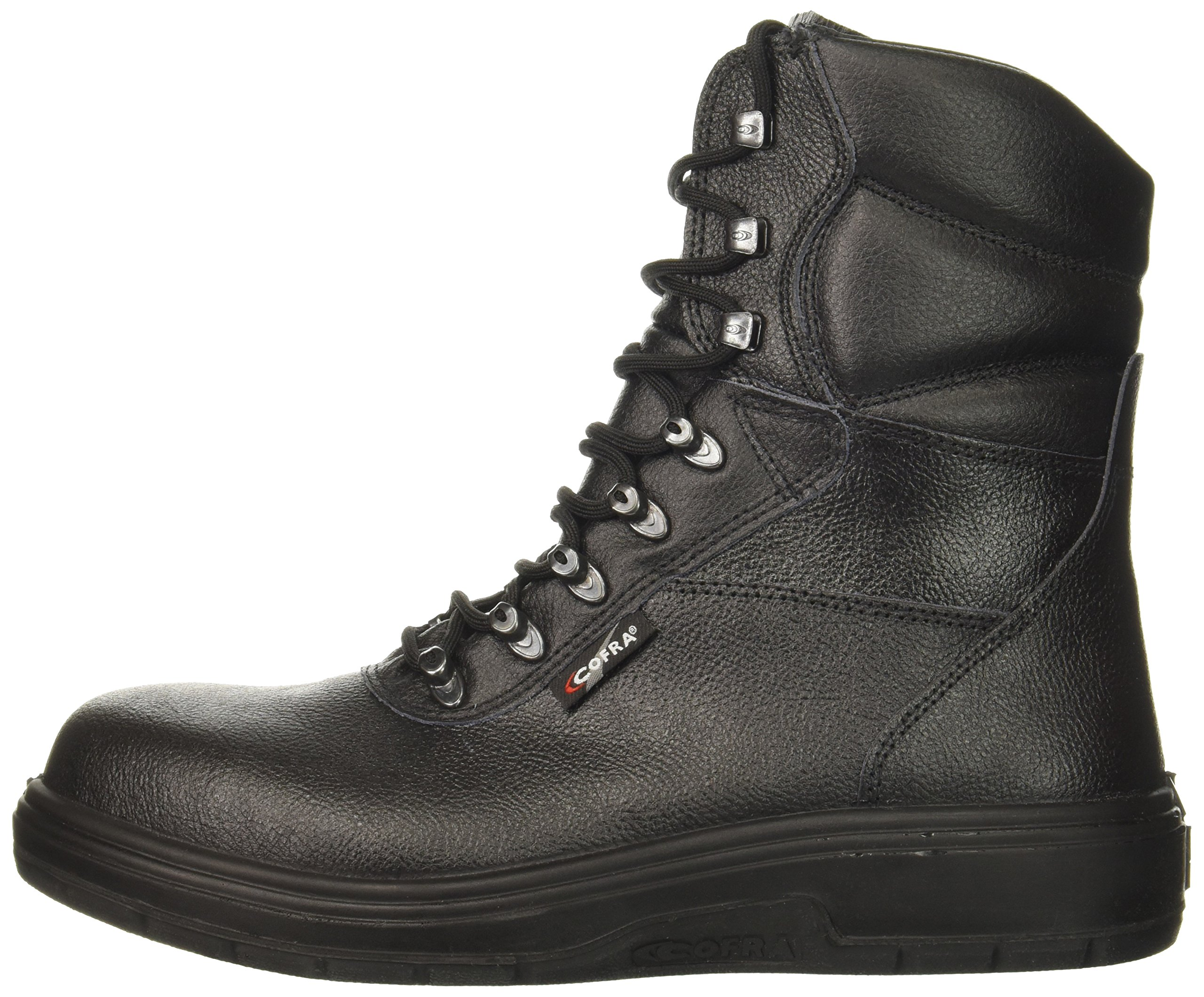 Cofra 82120-CU1.W11 Us Road EH PR Safety Boots, 11, Black by Cofra (Image #5)